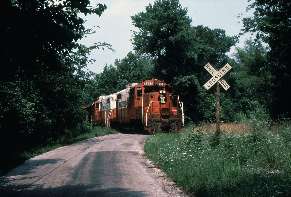 A History Of Carbondale's Railroads